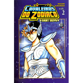Mangá Cavaleiros Do Zodiaco-saint Seiya Jbc Vol 2