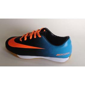 Chuteira Nike Mercurial Futsal - Lançamento