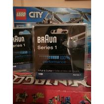 Repuesto Rasuradora Braun Serie 1 11b