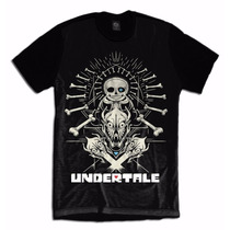 Undertale Jogo Game Geek Rpg Camiseta Personalizada