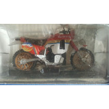 Honda Nxr 750 Roja Escala 1:12 Rally Dakar Cross Country