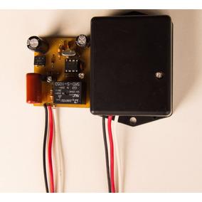 Temporizador Digital Para Automação De Chocadeira + Motor
