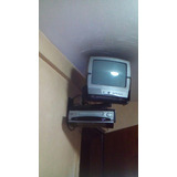 Televisor 14 Pulgadas + Soporte