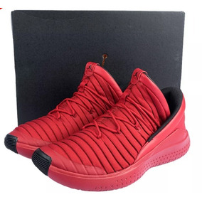 Tenis Nike Jordan Flight Luxe Vermelho Masculino Tam 40,5