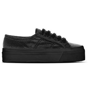 Zapatillas Superga 2790 Lamew Full Black