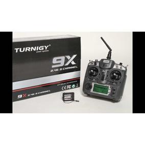 Rádio Turnigy 9x Com Receiver Truck Aero