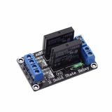 Relay De Estado Solido Para Arduino - Pic - G3mb-202p