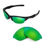 Repuestos De Lentes Para Gafas Oakley Half Jacket 2.0 Verde 61e0bbea8e