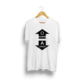 Camisa Camiseta Personalizada Masculina Estampada Envio 24hr 71e914743c7
