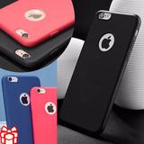 Funda Ultra Slim Tpu Mate Case Iphone 6 6s 7 8 Plus 5 5s X
