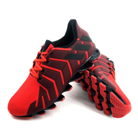 694cbf01b2cfc Rojo Hombre Mercado Trekking En Libre Adidas Zapatillas Misiones 14BPF