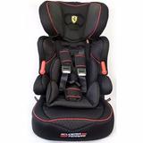 Butaca Auto Bebe Booster Ferrari Homologada Envío Gratis !!