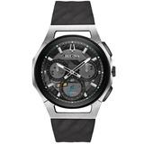 Reloj Bulova Curv Chronograph 98a161 Tienda Oficial Bulova