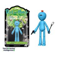 Mr Meeseeks Articulado Funko Rick And Morty Figura De Acción