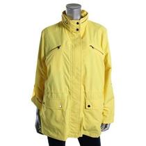 Abrigo Gabardina Style & Co Trech Coat Impermeable Anorak S