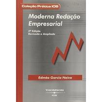 Livro Moderna Redação Empresarial Edméa Garcia Neiva