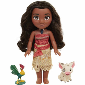 Boneca Moana Que Canta E Fala - Princesa Disney - Sunny