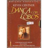 Danza Con Lobos Dvd Edicion Especial De 2 Discos