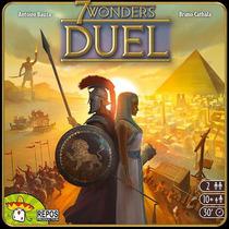 7 Wonders Duel - Juego De Mesa Para 2 Jugadores