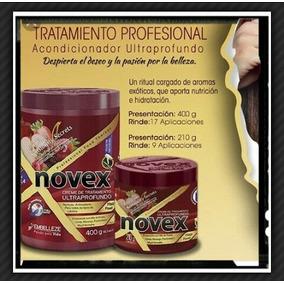 Tratamiento Ultraprofundo Novex Brazilian Sensuality Secrets