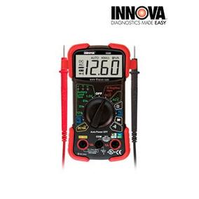 Multimetro Digital Innova 3320, Auto-ranging.