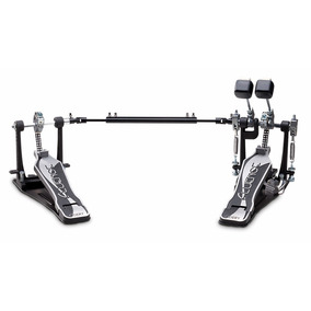 Pedal Bumbo Duplo Bateria Odery Fluence Corrente Pd-802fl
