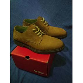 Zapatos Kickers Casuales De Caballetos Originales