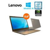 Notebook Lenovo Ideapad 520, 15.6 , Intel Core I7-7500u 2.70