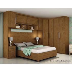 Dormitório Modulado Casal Las Vegas Tcil