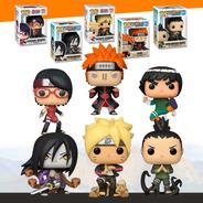 Funko Pop Naruto Shipudden Personajes Anime Figura Coleccion
