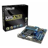 Placa Madre Asus M5a78l-m Am3+ Usb 3.0