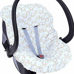 Capa Para Bebê Conforto Algodão Doce Rosa - Hug Baby