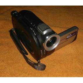 Camara Filmadora Handycam Dcr-dvd 610 + Accesorios