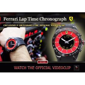 Relogio Ferrari Lap Time Citizen Omega Tag Bulova Bmw