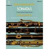 Sonatas Flute And Piano Johann Sebastian Bach Envío Gratis