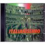 Cd Italianísmo - Vol.3 / Iva Zanicchi : Fra Noi - Novo***
