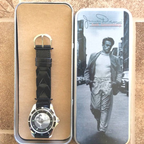 Exclusivo Reloj James Dean Nuevo Original Con Garantia