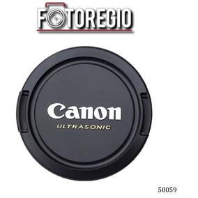 Tapa Para Lente Canon Ultrasonic T1 T2 T3 T4 T5