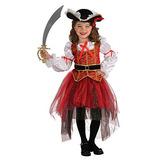 Disfraz Princesa De Los Mares Para Niña Talla S