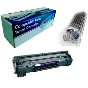 Toner Ce278a 78a 278a Novo Compativel C/ Garantia + Nota