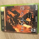 Halo 2 Para Xbox Clasico O Xbox 360 Sin Manual