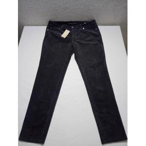 Michael Kors Pantalón Skinny Mujer De Pana Talla 8