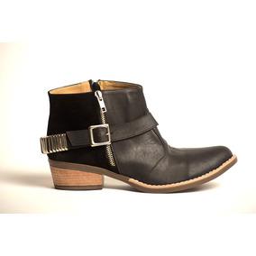 Liquidación Botas Texanas Zapato Moda Mujer Invierno 2017