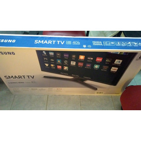 Televisor Led Samsung Smart Tv 40 Serie 5200 Full Hd 1080p