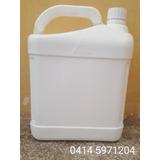 Bidones Carboyas Plasticas 15 Lts (nuevas)