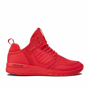Zapatillas Supra- Method Red-red - Rojas - Importadas