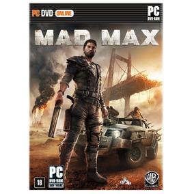 Jogo Mad Max Pc