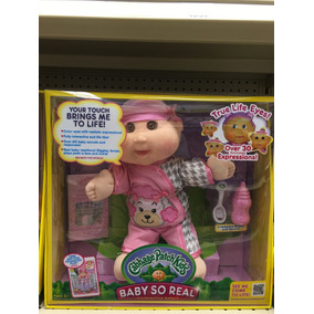 Cabbage Patch Kids Baby So Real