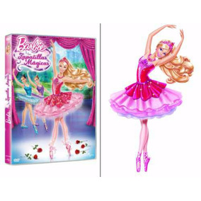 Barbie Zapatillas Mágicas Mattel Original Más M