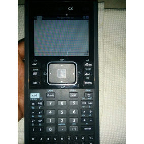 Calculadora Texas Instrumns Ti-nsspire Cx